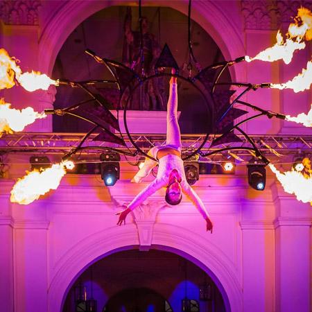 Starlight Alchemy - Fire Lotus