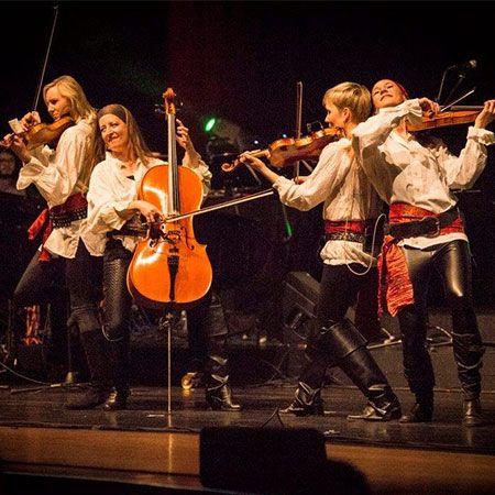 La Finesse - Pirate Strings