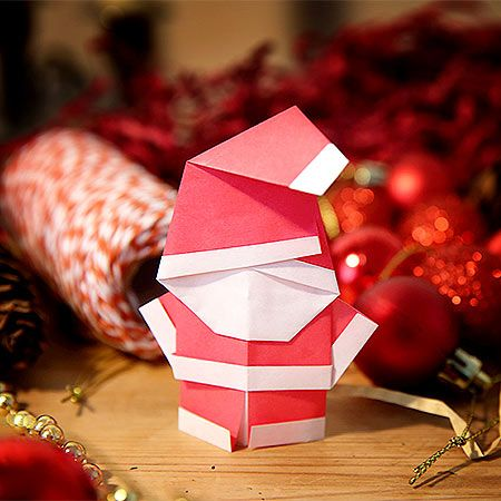 Papershake Festive Origami Workshops Online