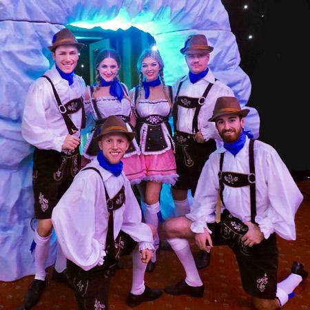 Ultimate Event Dancers - Bavarian / Oktoberfest