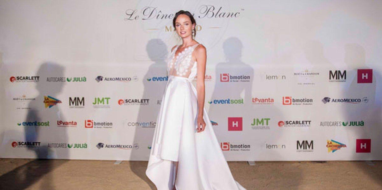 We Sponsored The First Diner En Blanc In Madrid