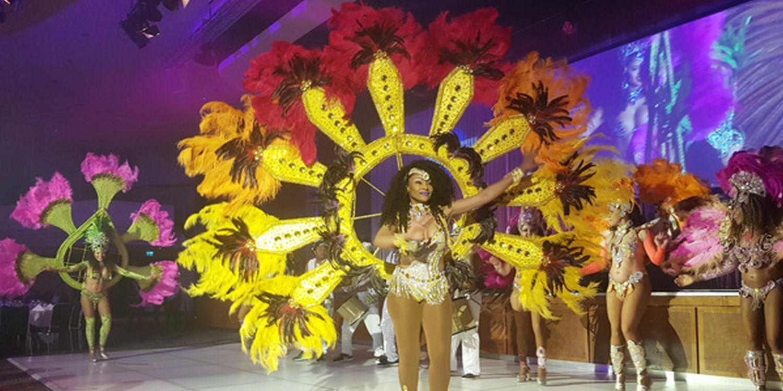 Vibrant Samba Group Bring Heat Of Brazil To Dusseldorf