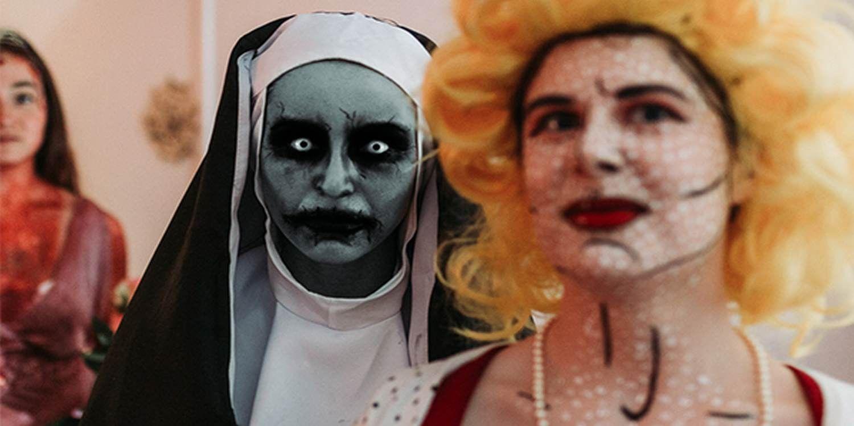 Scarlett Entertainment Halloween Party 2019
