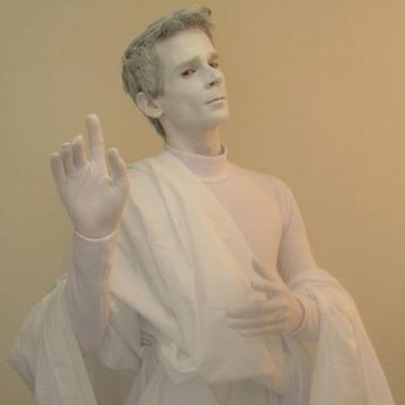 Philippe Pillavoine - Living Statue