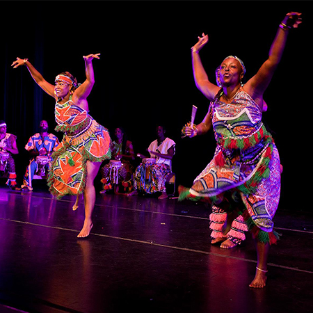 Delou Africa - African Drum & Dance Group