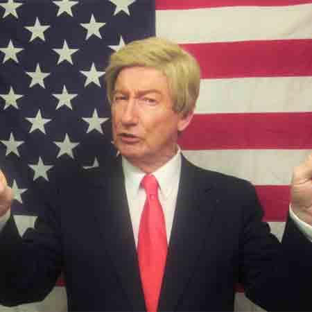 Tim Beasley - Donald Trump Lookalike
