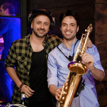 DJ Xunny Dey & Antonio