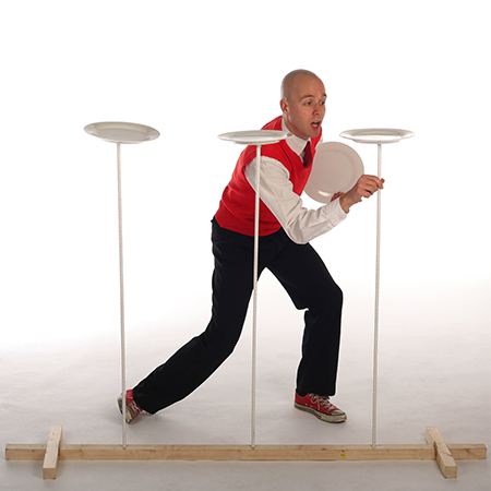 Ian Marchant - Plate Spinner