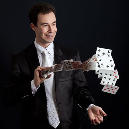 Steven Magicien