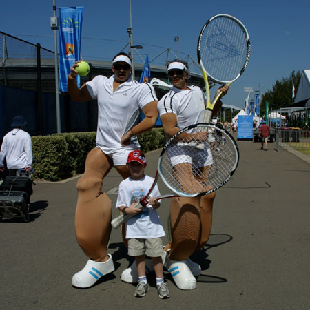 Giant Tennis - Joy Magnet