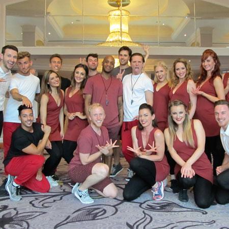 The Vegas Show Girls - Flashmob Dancers