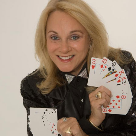 Madeleine The Magician