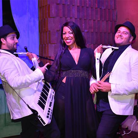 Kimbara Band - Latin Band