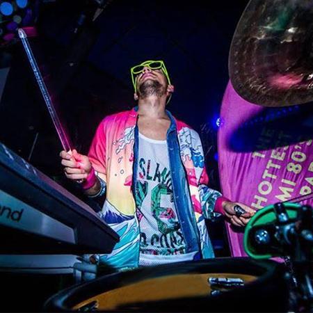 Dado Pecchioli - Percussionist