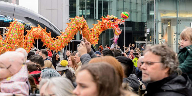 Birmingham Celebrates Chinese New Year In Style!
