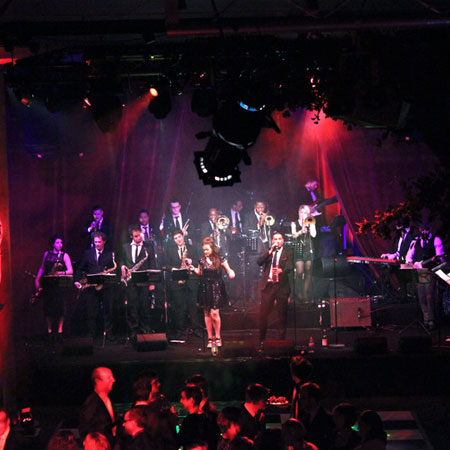 Urban Soul Orchestra - Swing Band