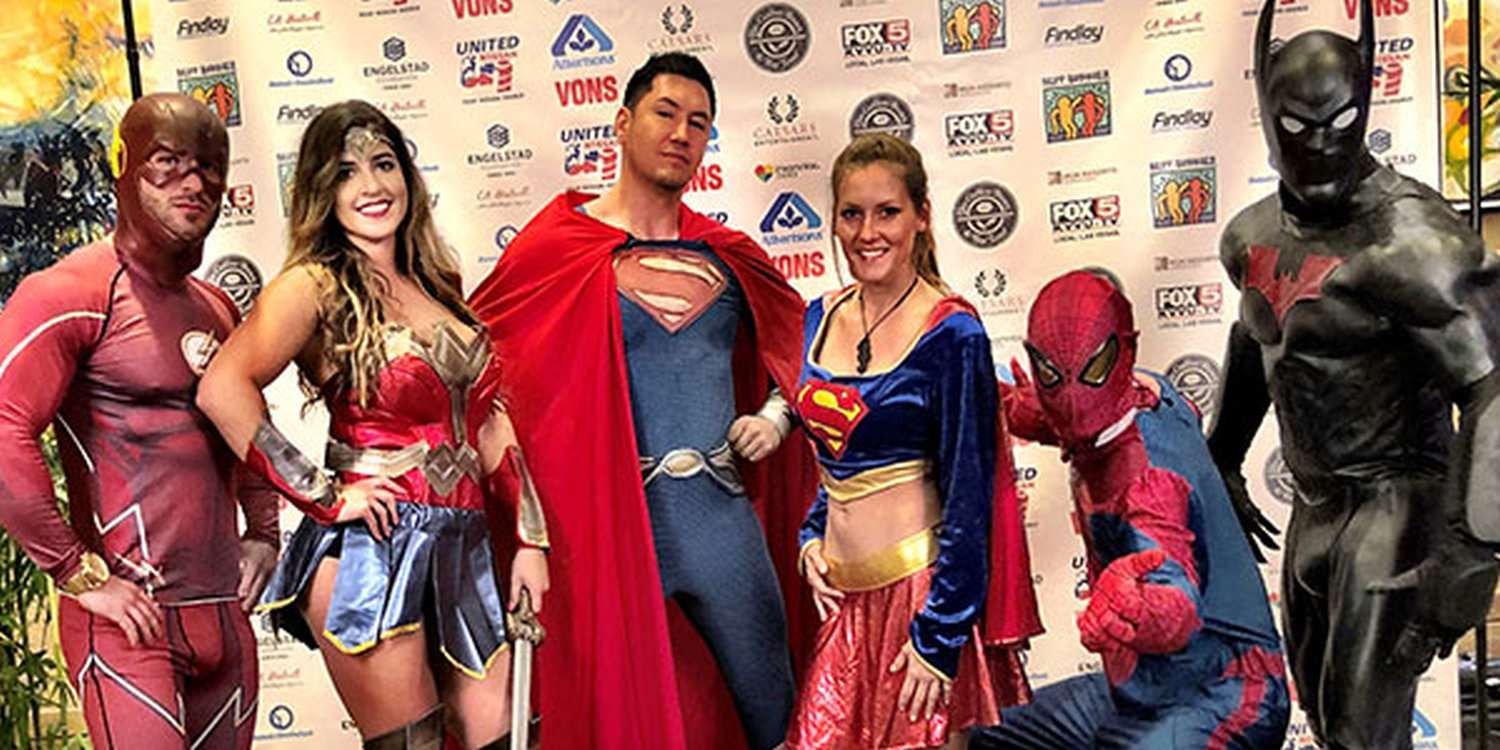 Scarlett Entertainment Sponsor Best Buddies Superhero Ball
