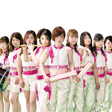 Creative Trust Japan - 福岡Taiko Girls