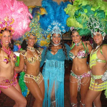Samba Mama Guadalupae