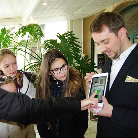 Hervé Troccaz - iPad Magician