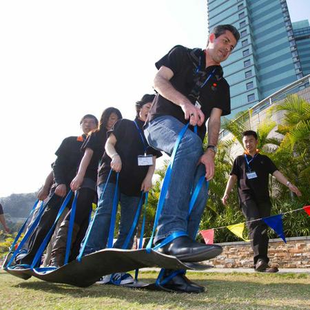 Team Building Asia - Breakthrough