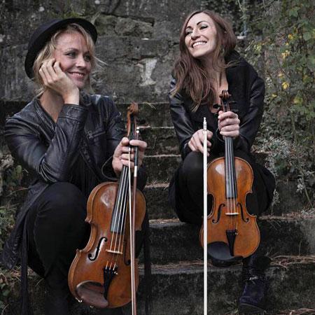 The Pearls - Violin Duo