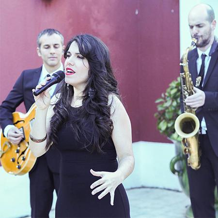 Standart Eventos - Bossa Nova Jazz Madrid