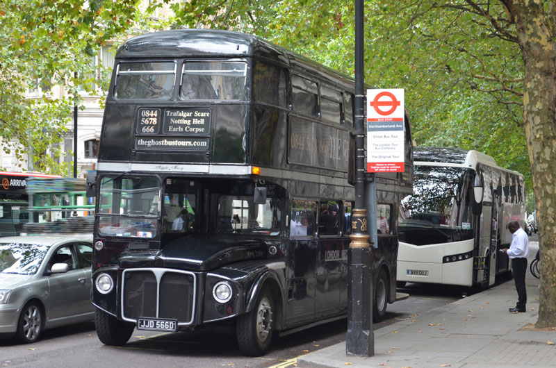 The Ghost Bus Tours - London Ghost Bus Tour & Haunted Pub Crawl