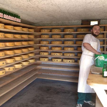 Pure Switzerland - Cheese & Chocolate Tour