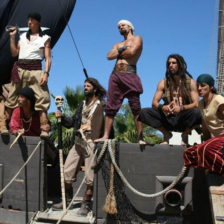 Baía dos Piratas