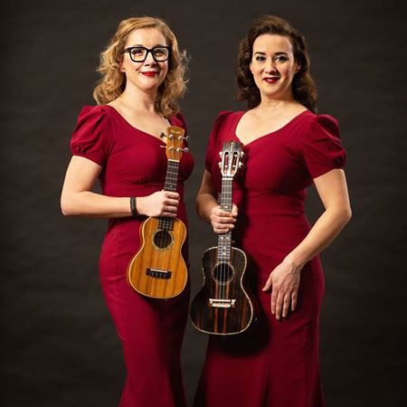Mersey Belles - Ukulele Duo