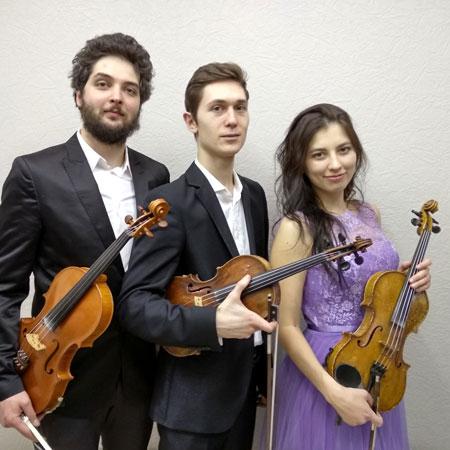 Alfiya Mansurova - Violinist