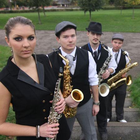 The Leviathan Quartet