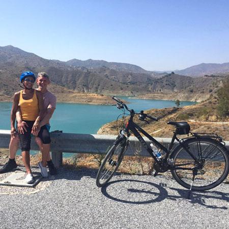 Bike Tours Malaga - Panorama Bike Tour - Views & Surroundings of Malaga