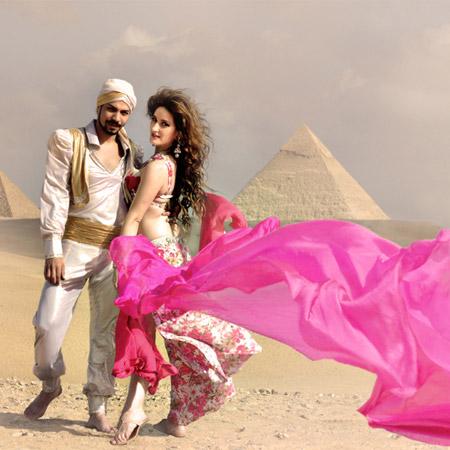 BellMasry - Tanoura Dancer