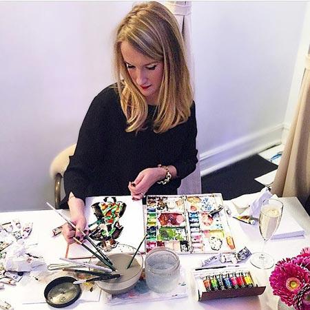 Martha Napier - Fashion Illustrator