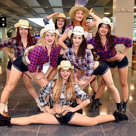 Eurodancers - Cowgirl Show