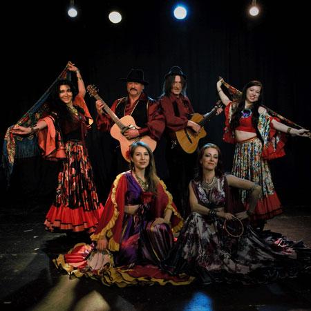 Gypsy Dance - Romany dance and music