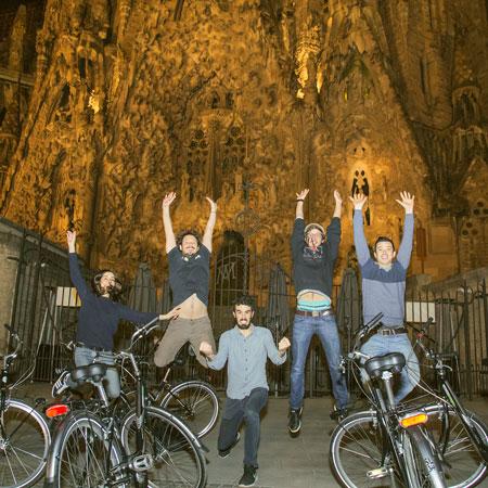Excursions Barcelona- Night Bike Tours
