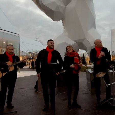 The Christmas Band