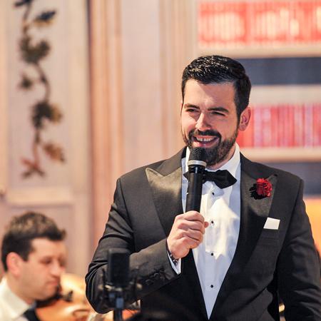 Pavle Kamiloski - International Singer