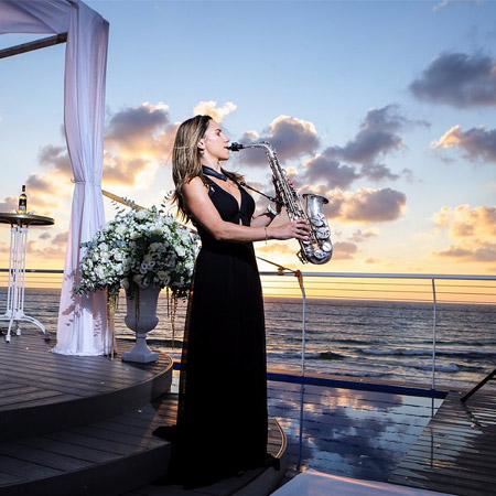 Yarden Klayman - Saxophonist
