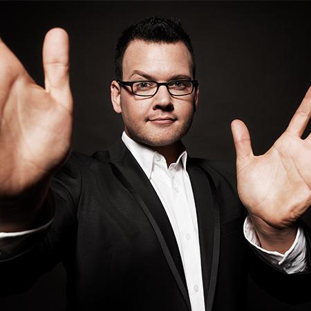 Matthias Rauch - German Champion of Magic