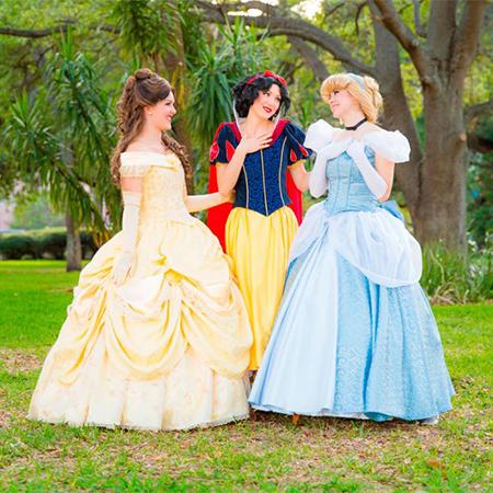Plus Arts - Disney Princesses
