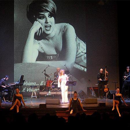 Jenny Rospo - Mina Tribute