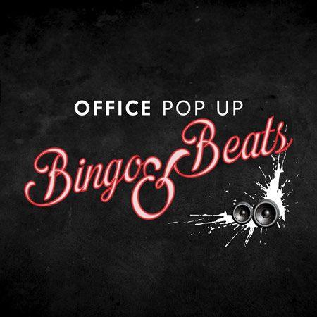 Custom Creations - Office Pop Up Bingo & Beats