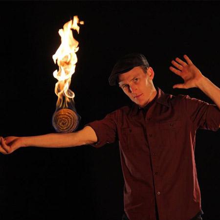 Jeremiah Johnston - Fire Act