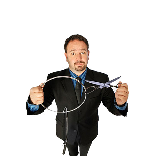 Robert Strong - The Comedy Magician