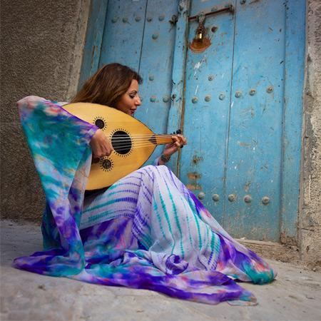Nina Boutchakjian Oud Player & Singer