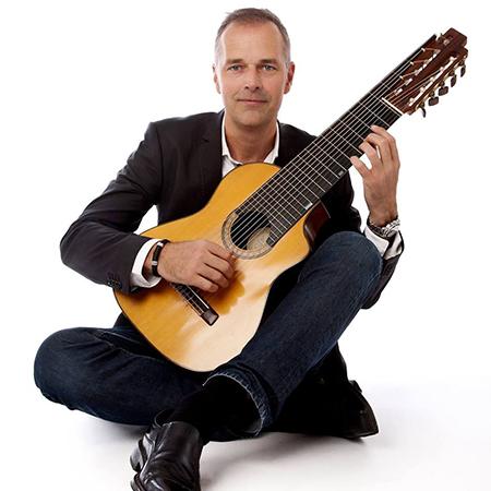 Carsten Grøndahl - Guitarist Denmark